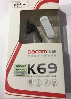 Dacom K69 Bluetooth Music Headset