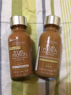 Loreal True Match Super Blendable Makeup