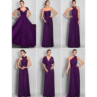 Multiway Dress Bridesmaid