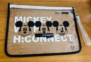 [型格實用] H:CONNECT ✖️ Disney Mickey Collection 公文袋