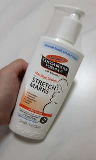 Palmer's Cocoa Butter Formula Stretch Mark Lotion