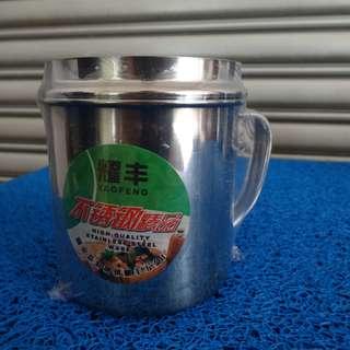 Yaofeng Brand Stainless Steel Mug with Lid