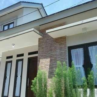 Rumah cluster minimalis cantik