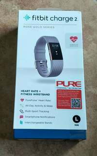 Brand New Sealed Fitbit Charge 2