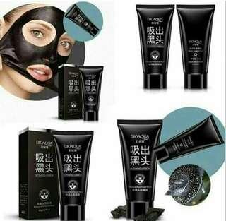 Masker bioaqua black mask