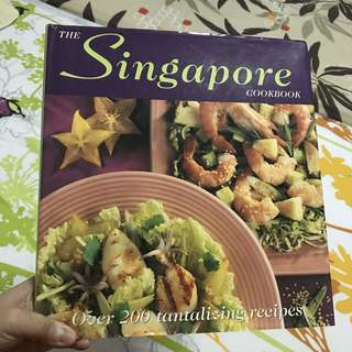 Singapore Recipe Cookbook