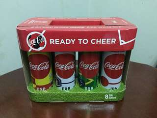 Coca Cola 2018 FIFA World Cup Limited Edition