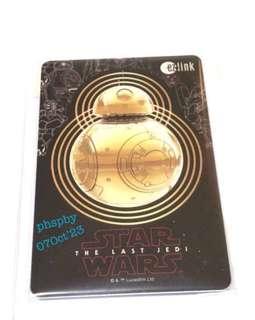 Starwars Ezlink Card => No value