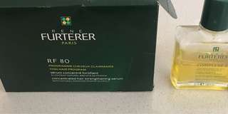 Furtere RF 80 Hair Loss Treatment + Complexe 5