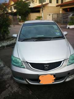 HONDA CITY 2007 Facelift