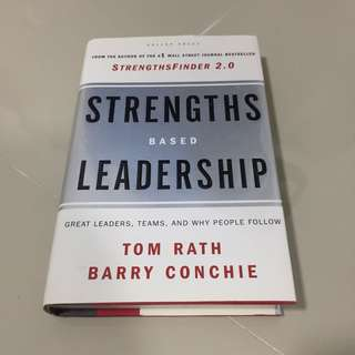 Strengths Based Leadership: Strengths Finder 2.0 (Tom Rath , Barry Conchie)