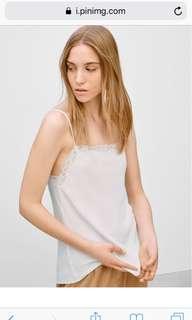 Aritizia Wilfred Amaryllis blouse