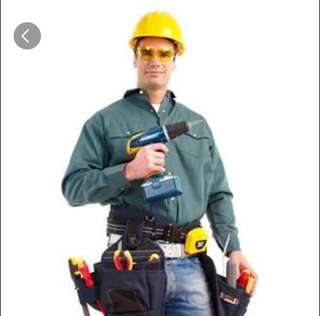 Handyman services (All trade in) WEST AREA ONLY. (Cheap, good, quality & warranty)