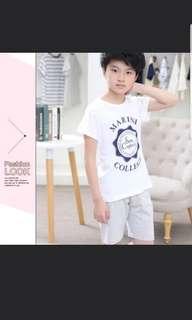 Boy Shirt and Pants Set (8 years old)