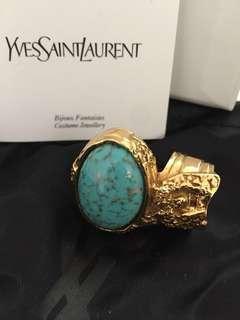 YSL Saint Laurent Arty Ring