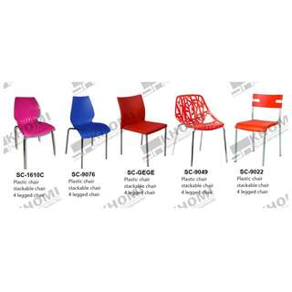STACKABLE PANTRY CHAIRS--KHOMI