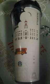 Starbucks Manila acrylic tumbler
