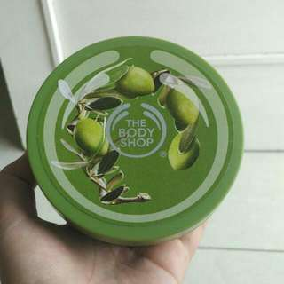 Olive Body Butter - The Body Shop
