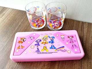 小魔女 doremi 杯&筆盒set