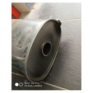 Rimus Exhaust Tabung