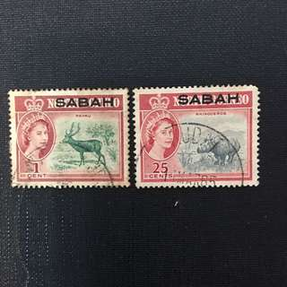 SANAH OLD STAMPS