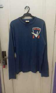 Authentic Hollister Long Sleeves Shirt