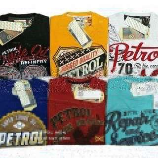 Petrol shirt