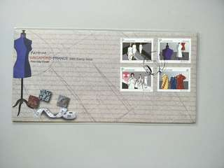Singapore FDC Fashion