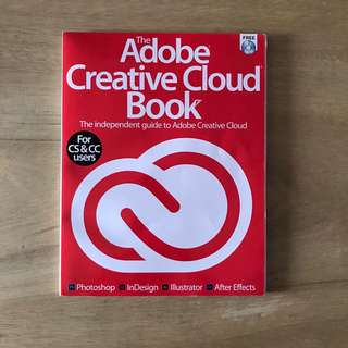 Adobe Creative Cloud Mag Book