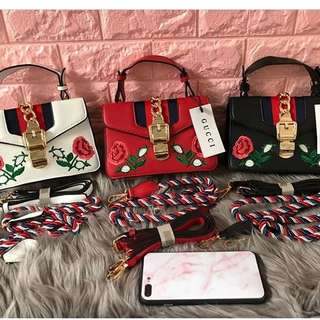 Gucci flower import