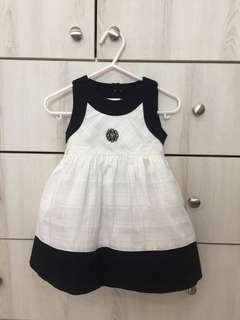 Trudy and Teddy dress (12-18mths old)