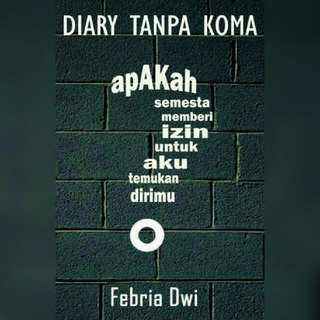 Ebook Diary Tanpa Koma