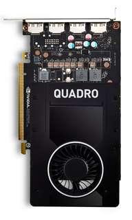 Leadtek Nvidia Quadro P2000 GPU 5GB