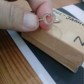 NEW TT PANDORA RING SIZE 54