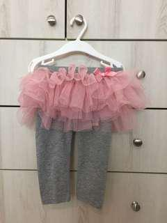 Poney Tutu Leggings (12-18mths)
