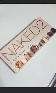 (BN) Urban Decay Naked 2 Palette