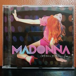 CD》Madonna - Confessions On A Dance Floor