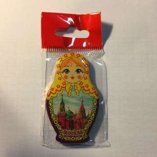 [SOLD] Russian Doll Magnet