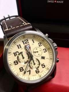 Luminox watch used