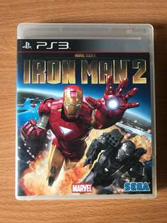 Ps3 Iron Man 2