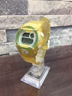 Gshock Casio Baby G 7th I.C.E.R Baby G-370 limited edition