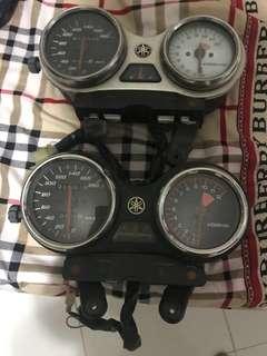 Rxz caty meter