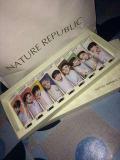 Handcream EXO 9pcs+box