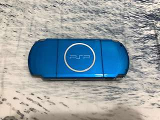 Skyblue PSP 3000 for sale - Good conditio