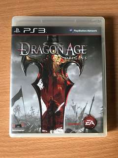 Ps3 Dragon Age Origin