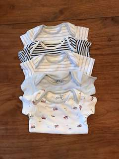 Mothercare Onesie Set of 5