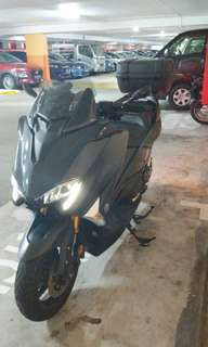 Tmax DX black 2017