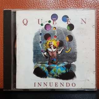 CD》Queen - Innuendo