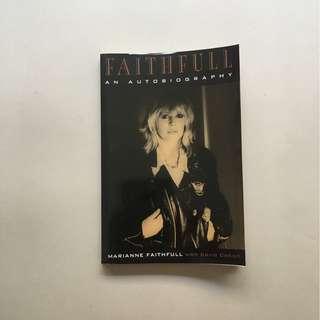 MARIANNE FAITHFULL An Autobiography