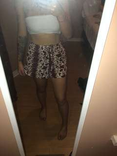 Shorts, dresses, skirts, one pieces $10 each
